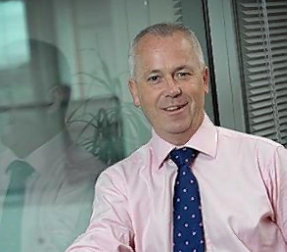 Graham Blair of Bank of Scotland.