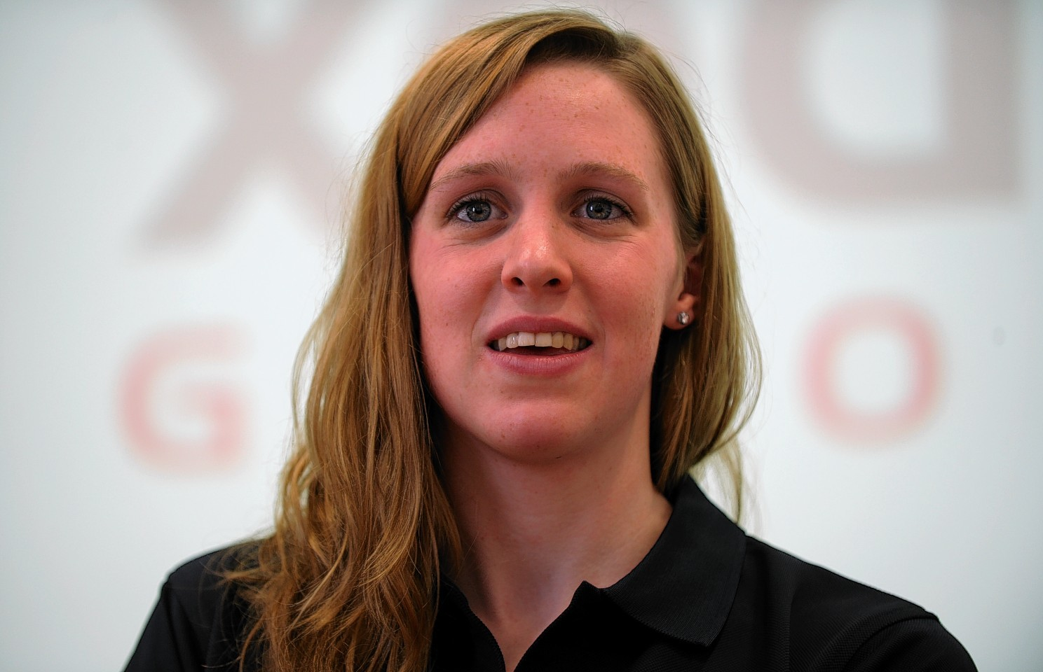 Hannah Miley: Set a new Commonwealth Games record time.