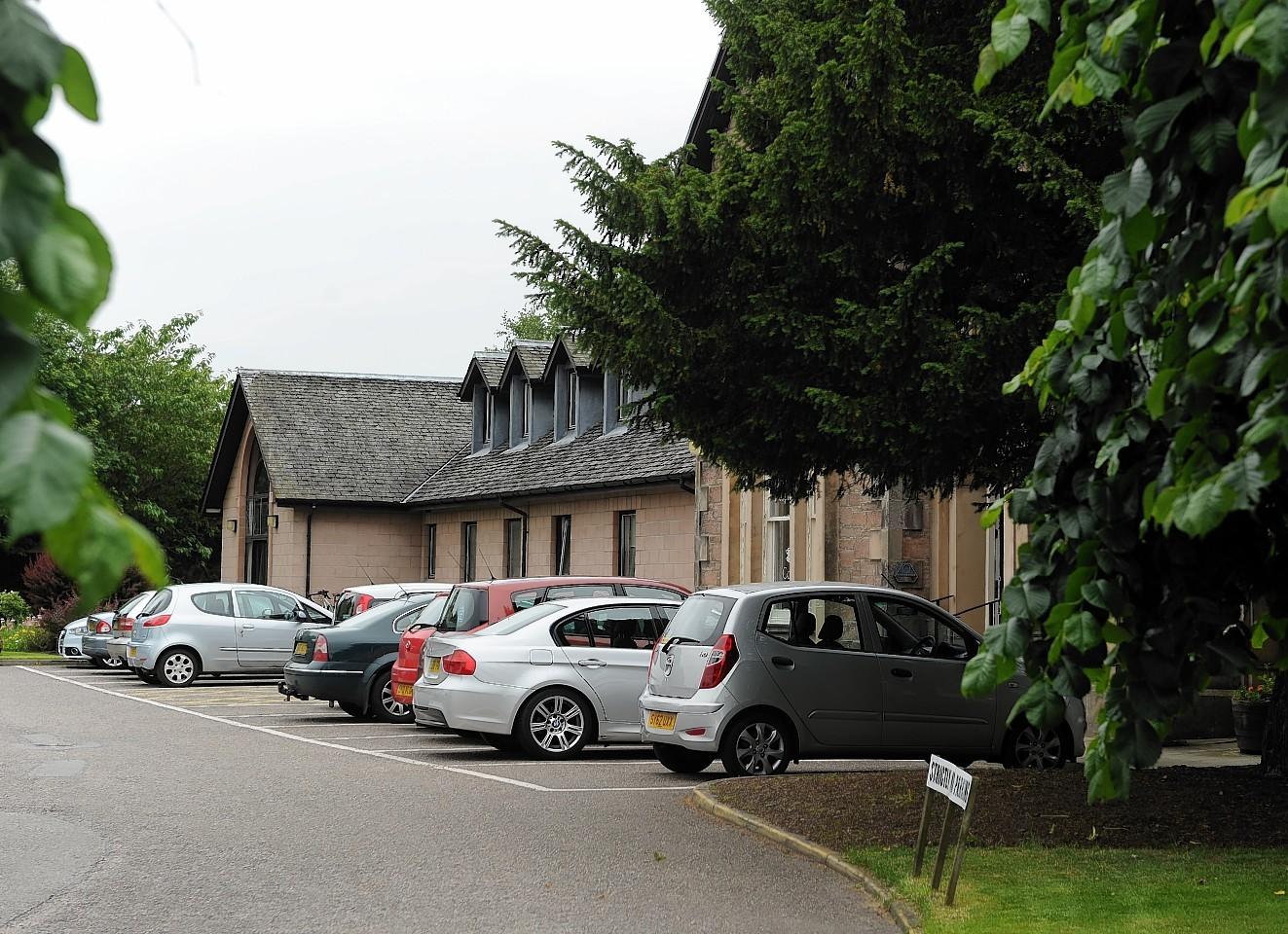 The Highland Hospice