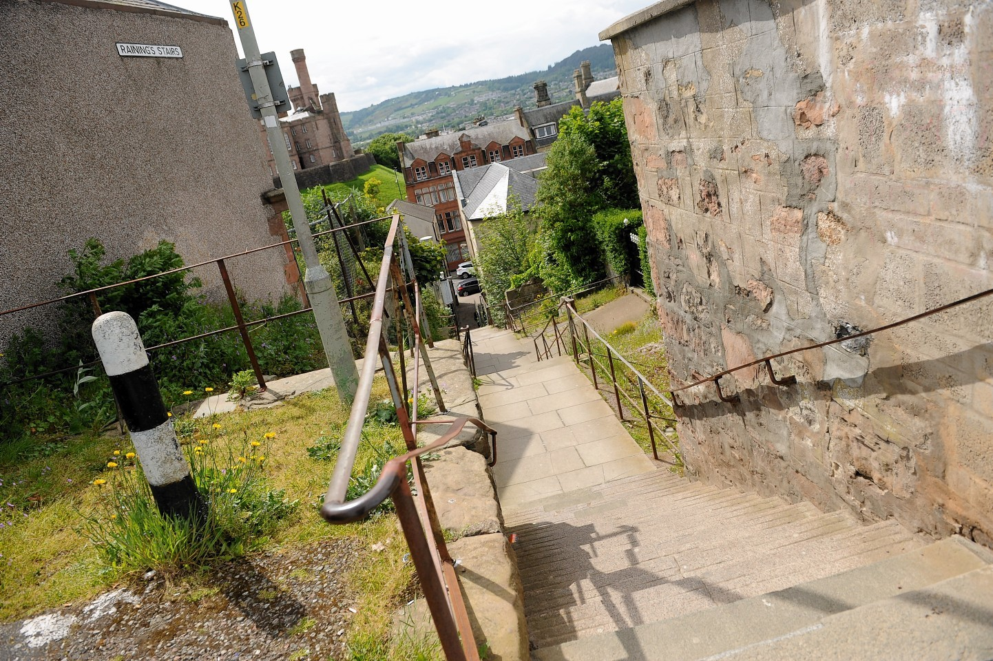 The Raining Stairs in Inverness are set to close for repairs