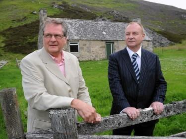 Iain McAllister and Alistair Greig