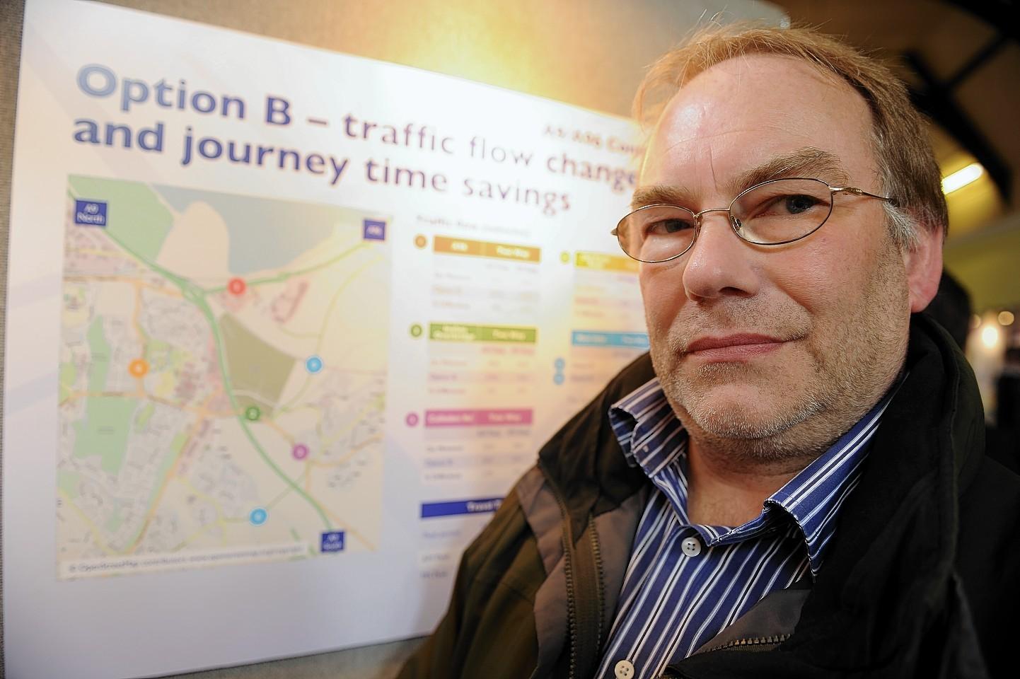 Inverness road exhibition