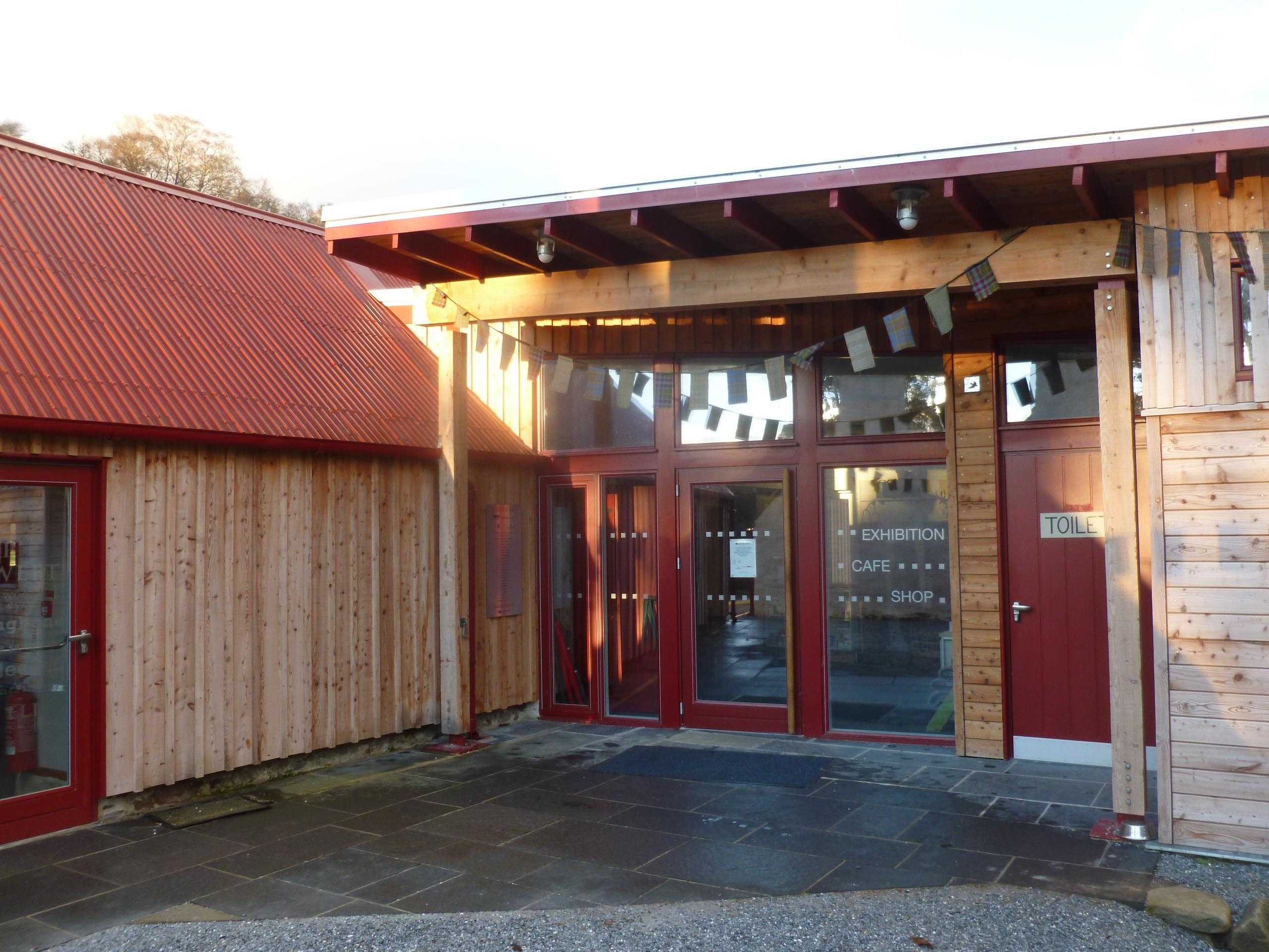 Knockando Woolmill in Aberlour is one of the social enterprises Mr Hinata will be visiting