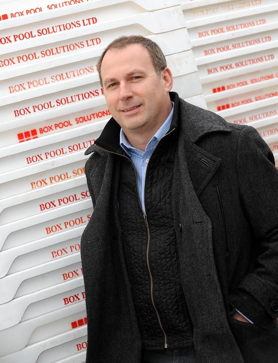 Box Pool chairman Mike Park