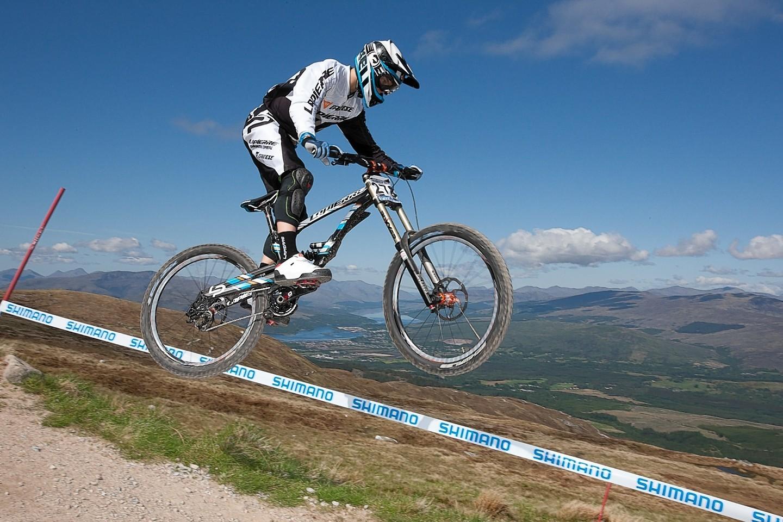 Last year's Mountain Bike World Cup