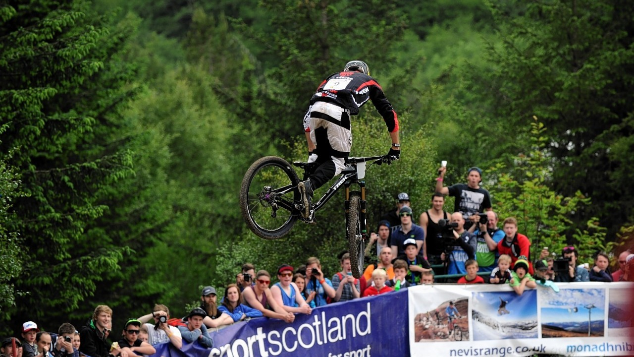 World Mountain Bike Downhill Championship 2014 at Fort William could benefit from the changes