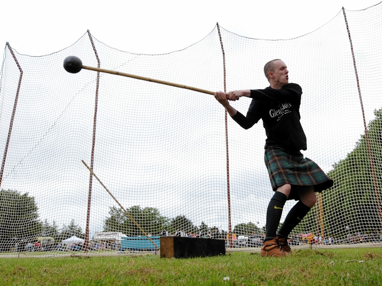 Last year's Oldmeldrum Sports and Highland Games