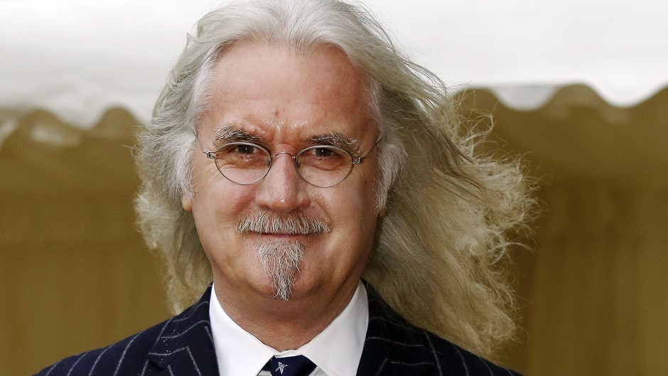 Billy Connolly is to appear in a new series of BBC1's Who Do You Think You Are?