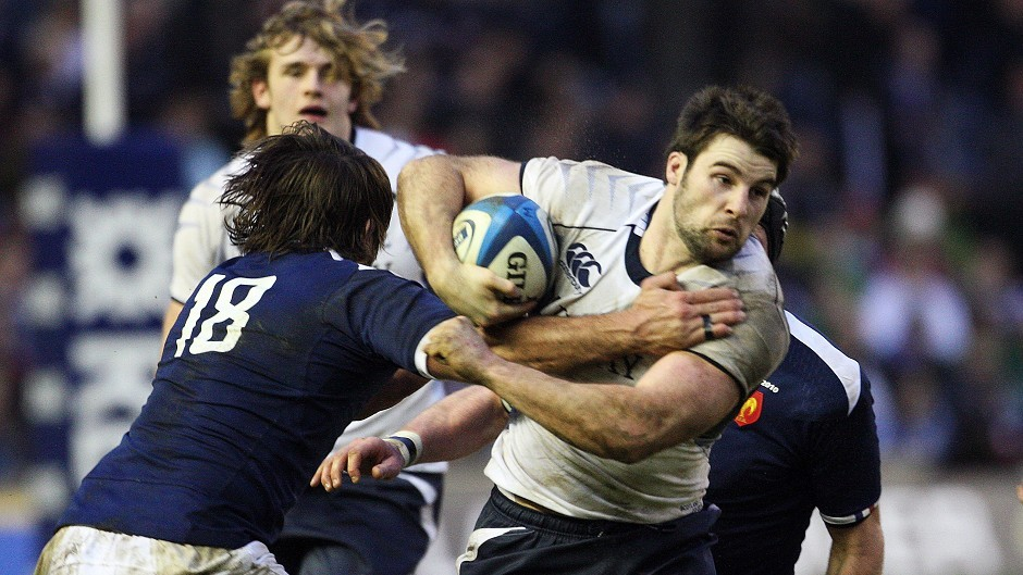 Scotland 's Johnnie Beattie has been left out of the World Cup training squad