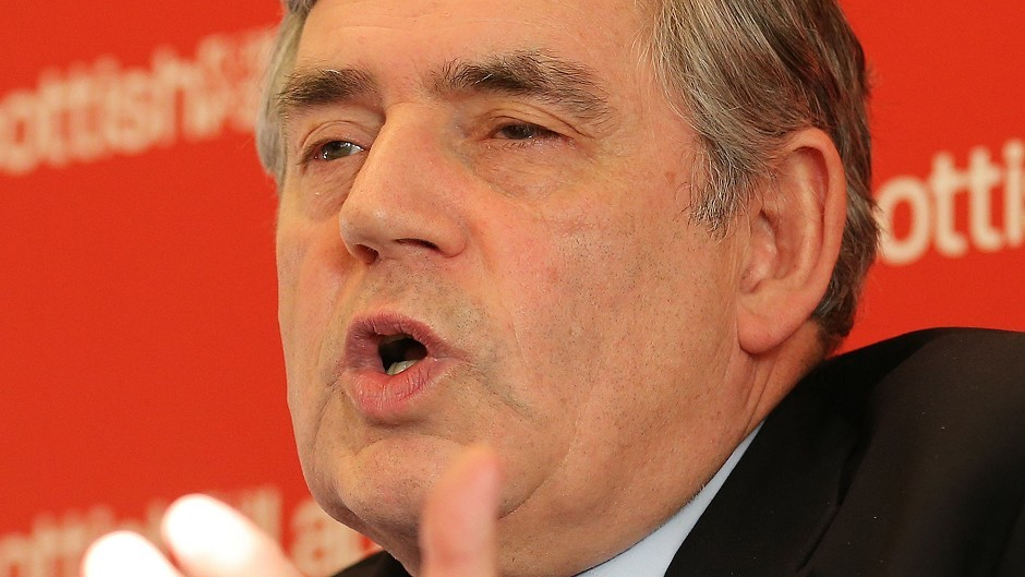 Former prime minister Gordon Brown will explain why he thinks Scotland must stay part of the UK.