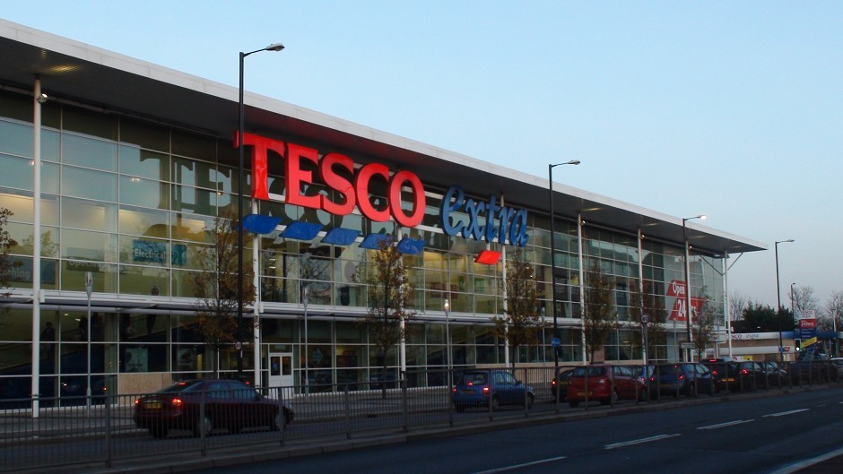 Tesco confirmed 43 shop closures