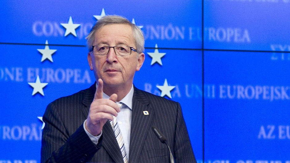 Jean-Claude Juncker's appointment to the EU's top job sparked criticism of David Cameron (AP)