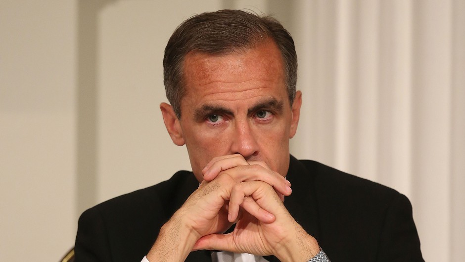 Bank of England governor Mark Carney has warned that interest rates could rise sooner than expected