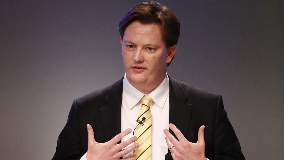 Danny Alexander has been accused of misleading people by suggesting Air Passenger Duty does not affect the Highlands.