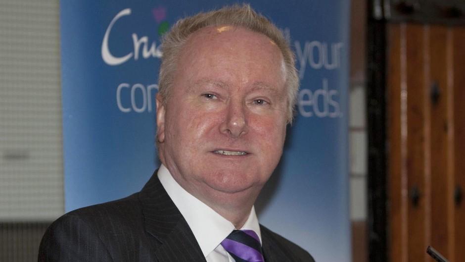 Health Secretary Alex Neil claims Scottish NHS funding threatened by English privatisation.