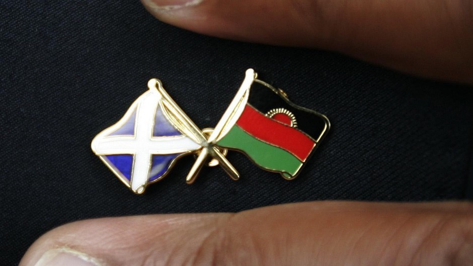 Scotland has a close relationship with Malawi.
