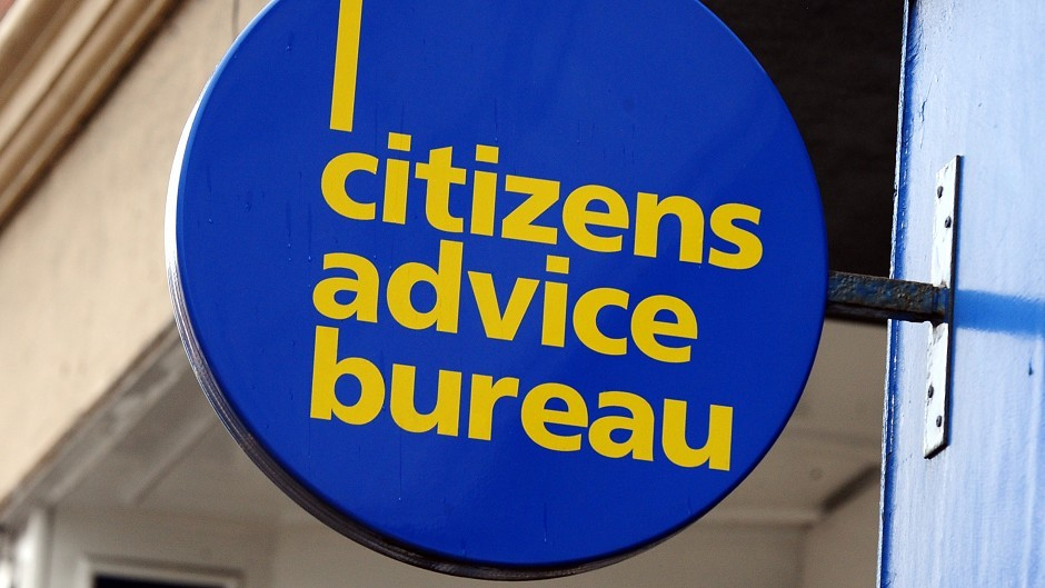 Citizens Advice SCotland has called for additional aid for those who struggles with council tax debt have been deepened by the pandemic.