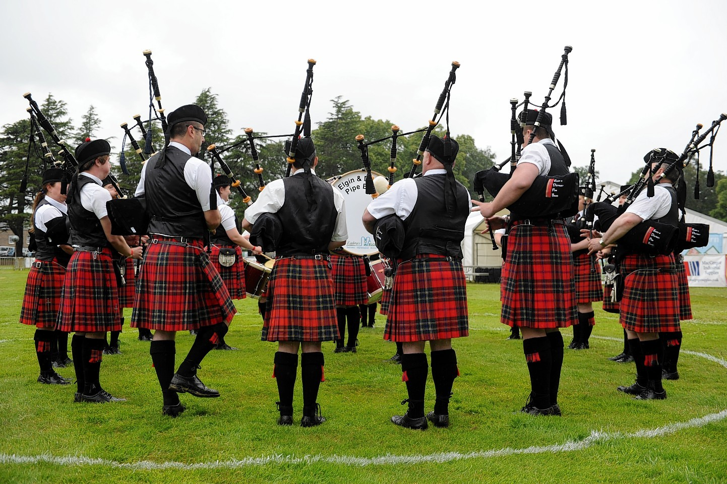 Forres pipers