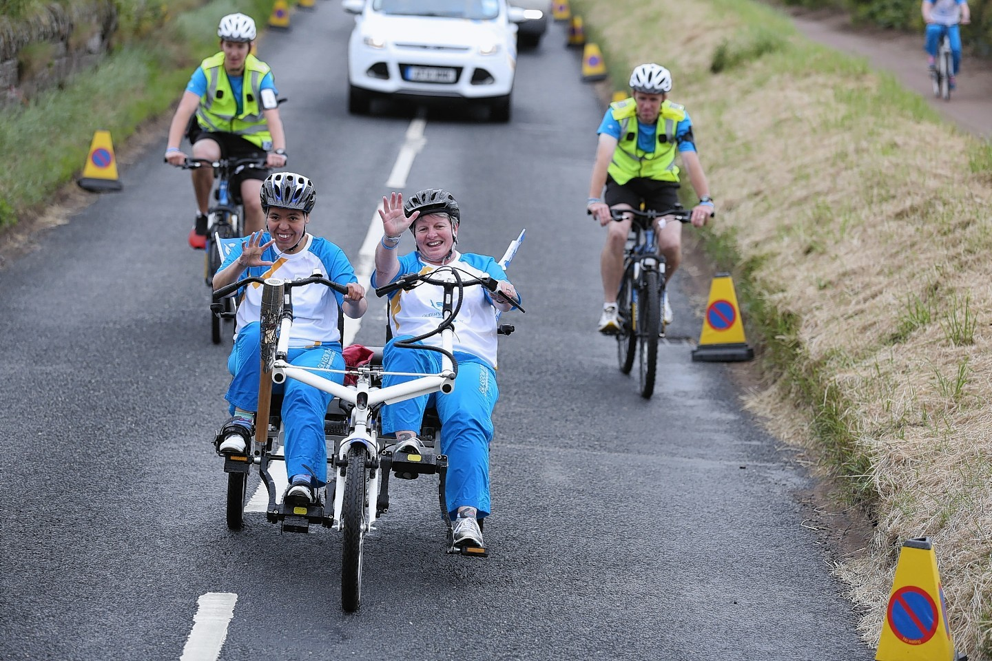 The Queen's Baton Relay