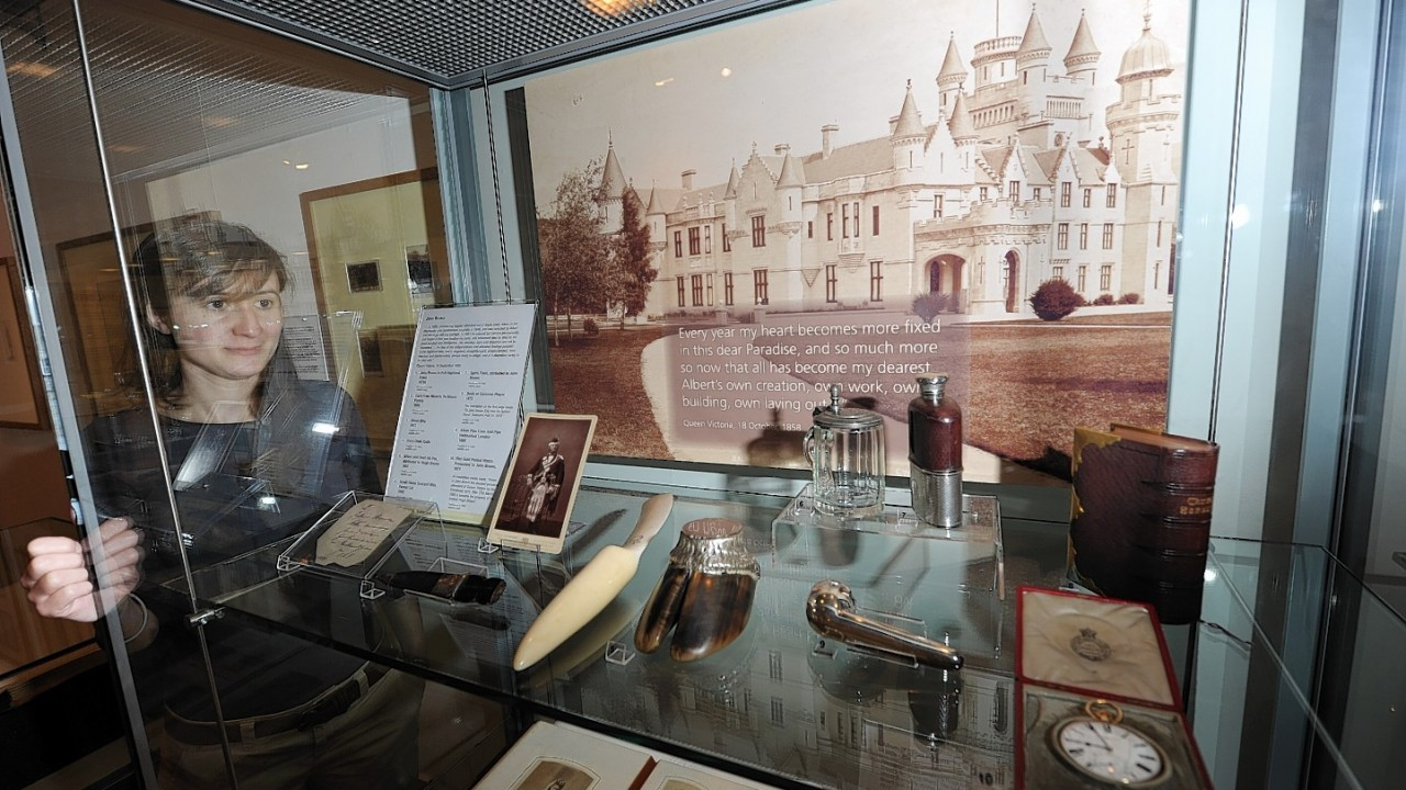 The artifacts celebrate Deeside's culture