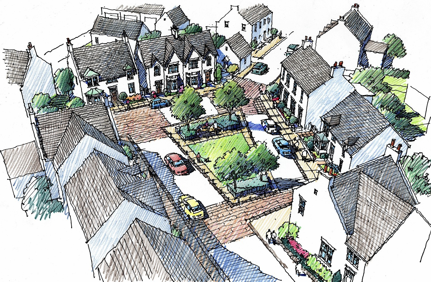 Scotia Homes recent plans for Nairn