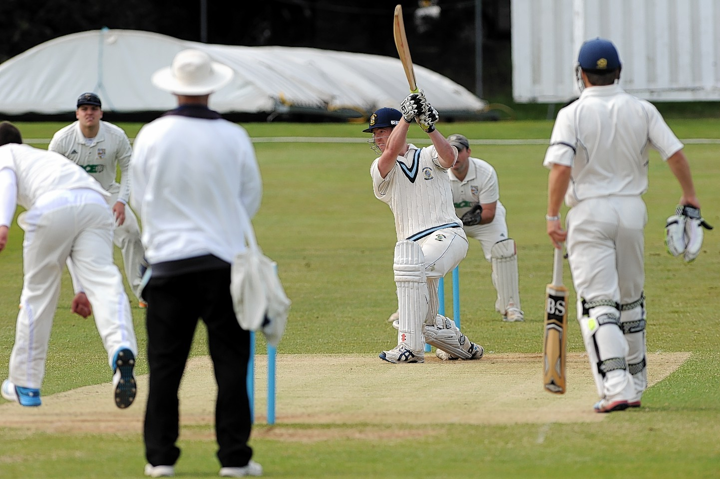 Aberdeenshire will meet Stoneywood-Dyce in a weekend double-header.
