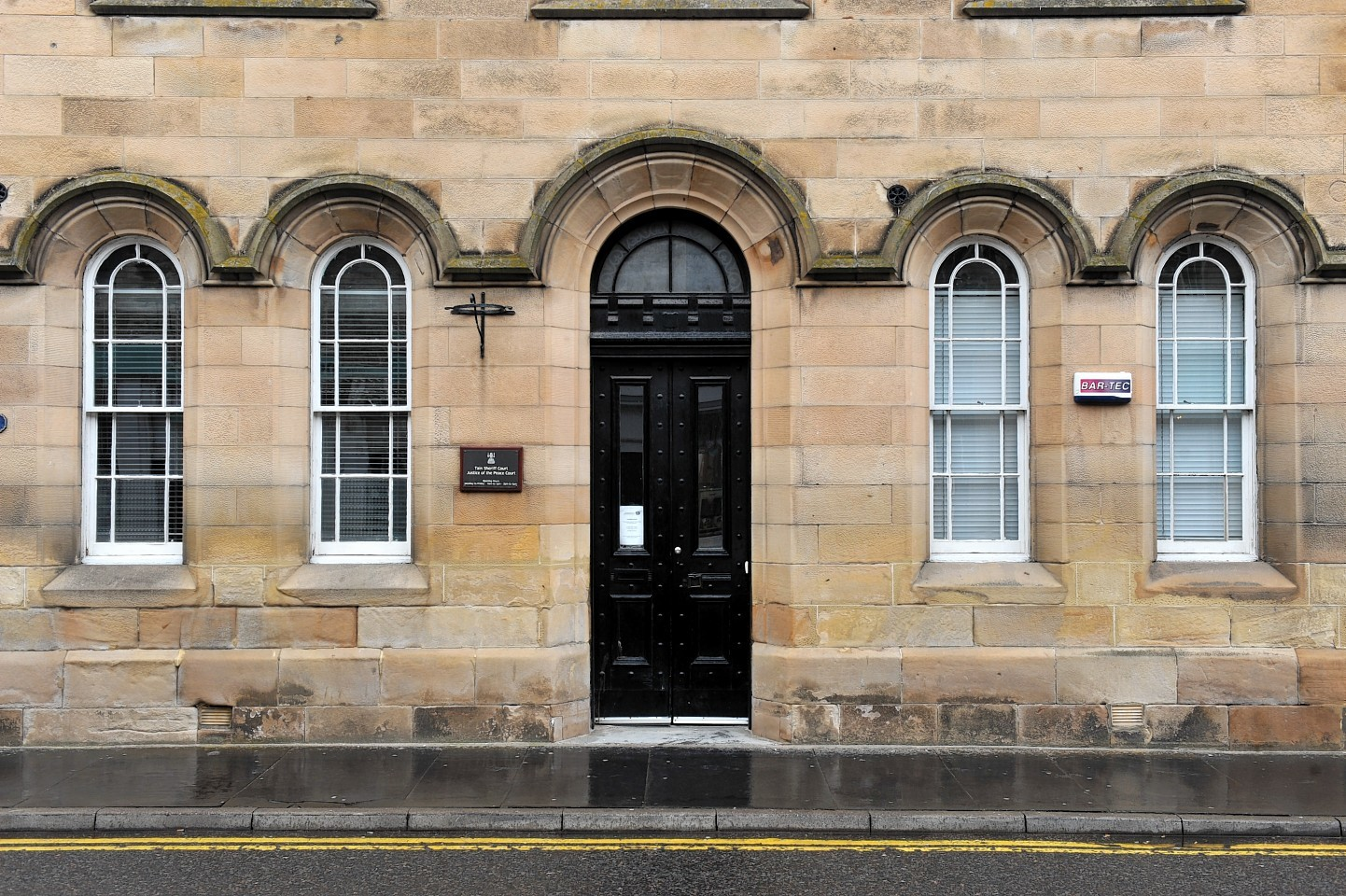 Tain Sheriff Court