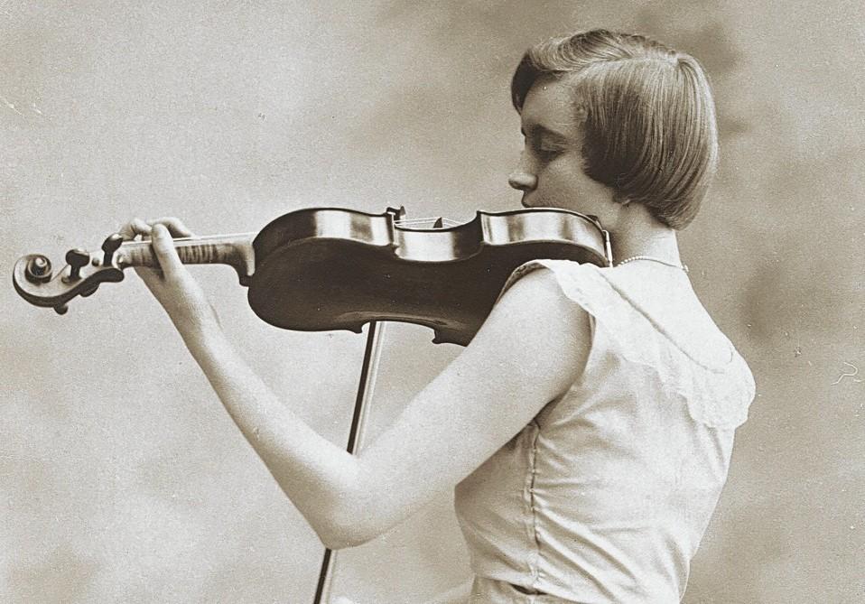 Stradivari violin