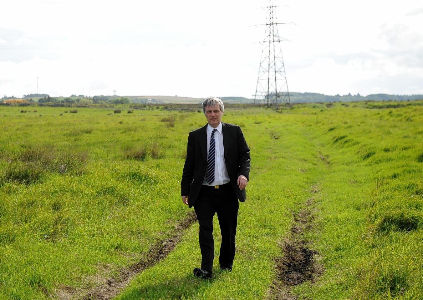 Councillor Willie Young