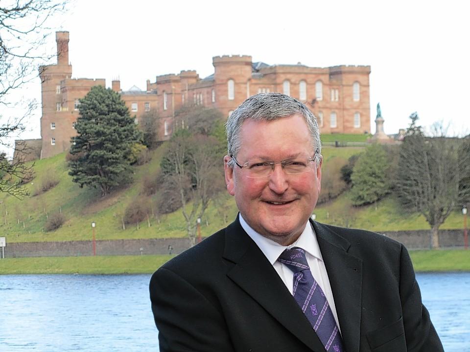 Energy minister Fergus Ewing