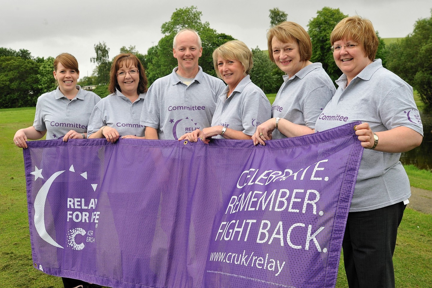 Turriff's Relay for Life