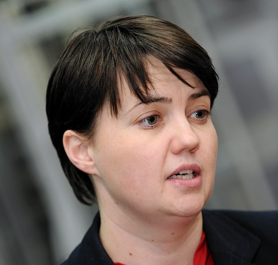 Scots Tory leader Ruth Davidson.