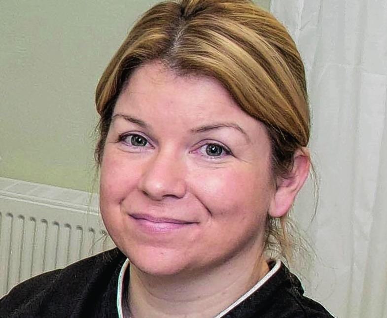 Pauline Ganley, travel health manager for Aberdeen-based International Medical Management