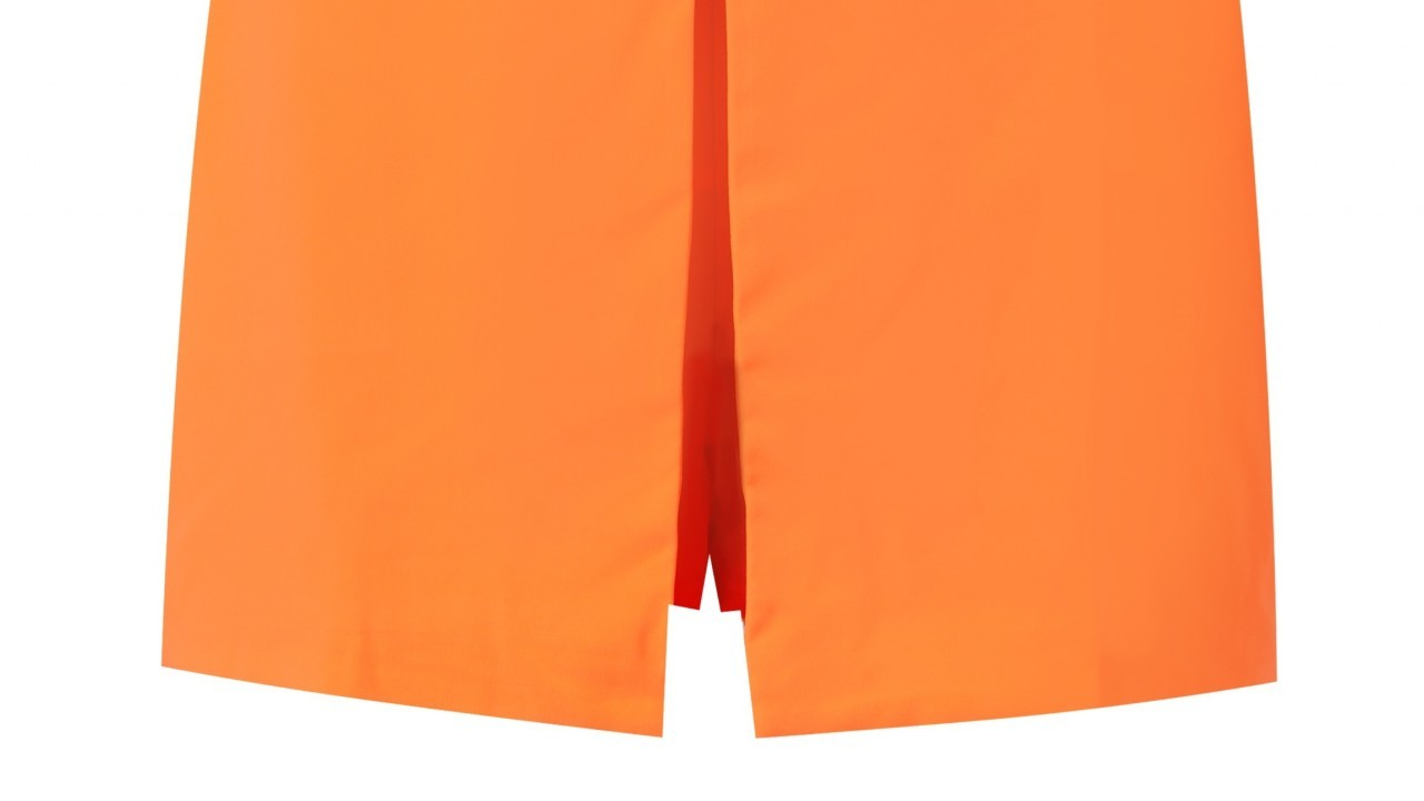 Split Front Shorts, £17.99, from New Look