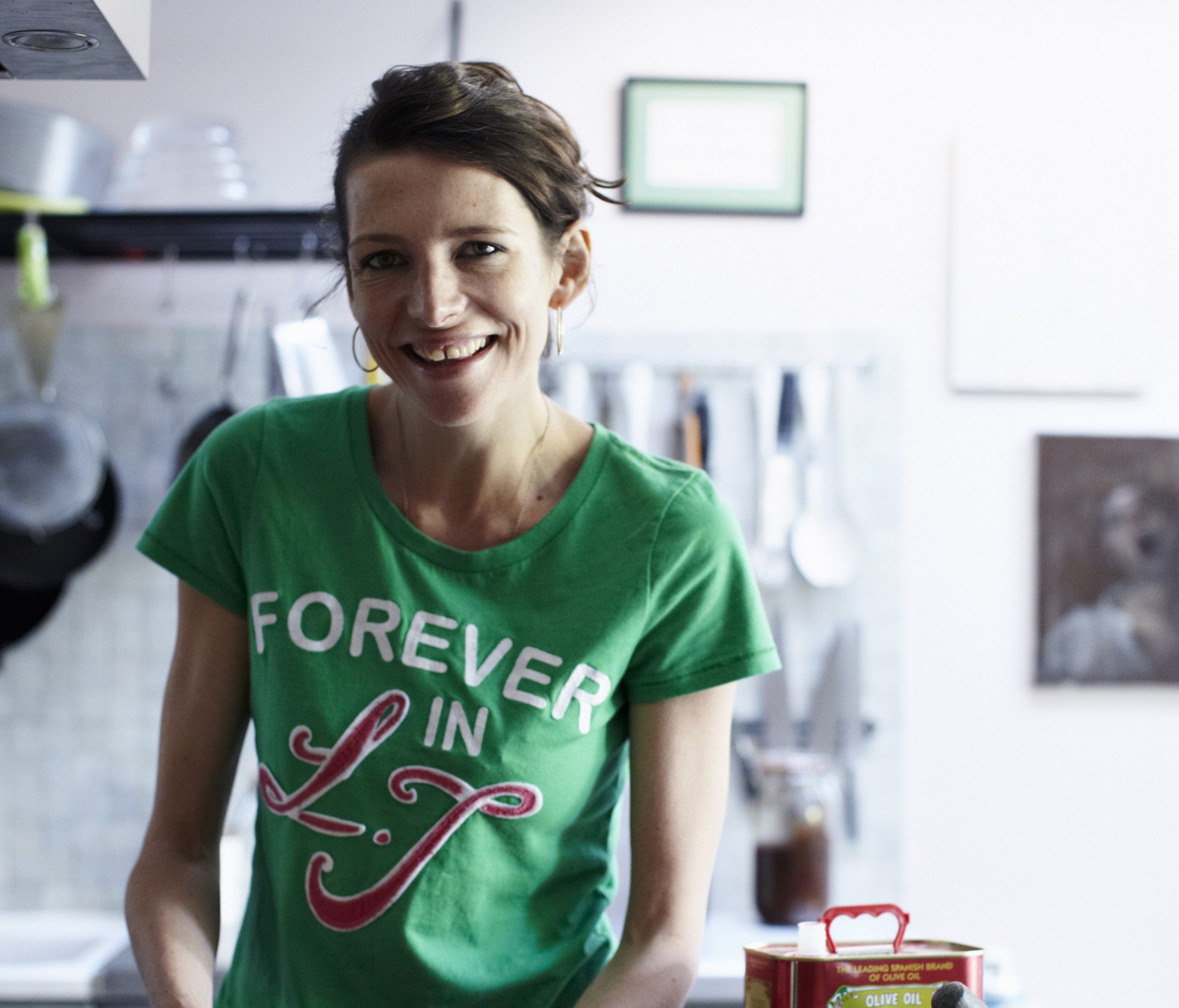 MasterChef  winner Thomasina Miers