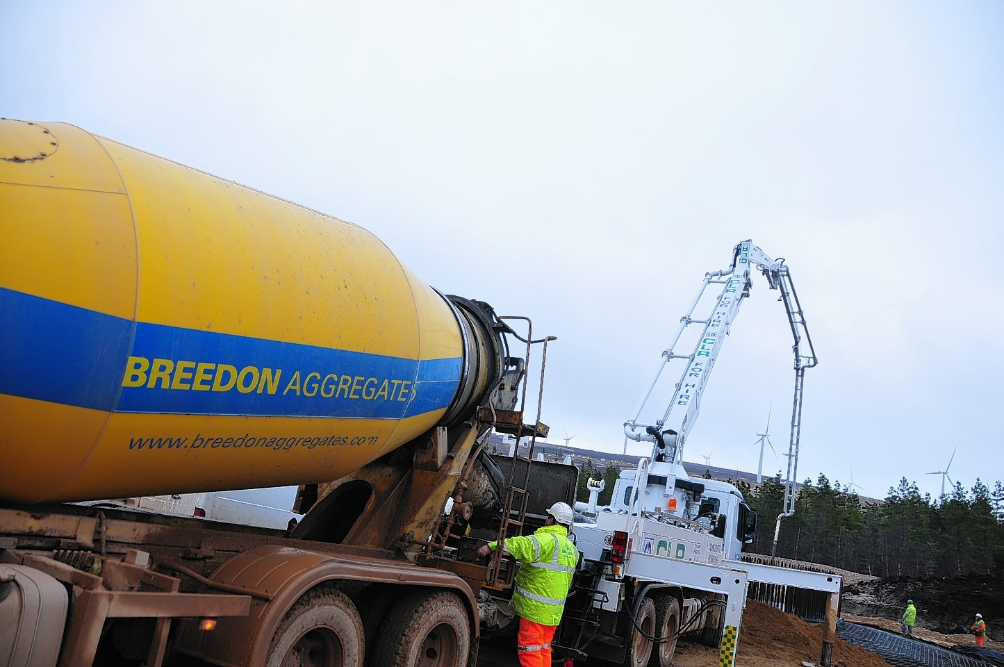 Breedon targets new opportunities for expansion