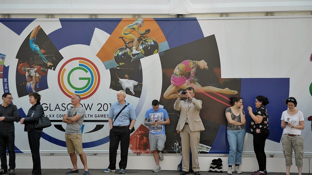 Excitement is building ahead of the Commonwealth Games opening ceremony