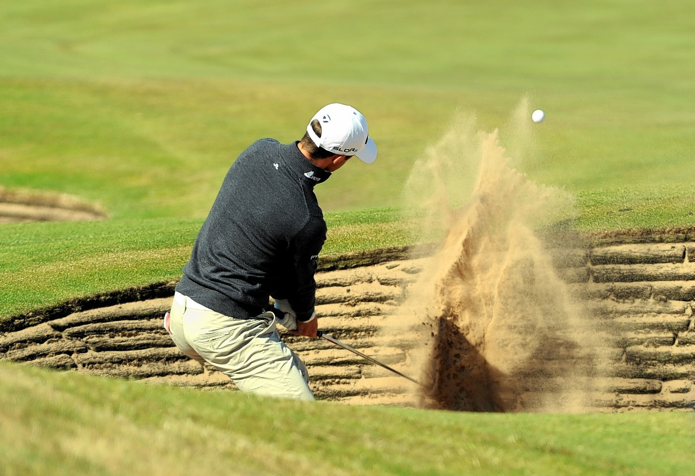 David Law has received an invite to play in the Scottish Open at Royal Aberdeen