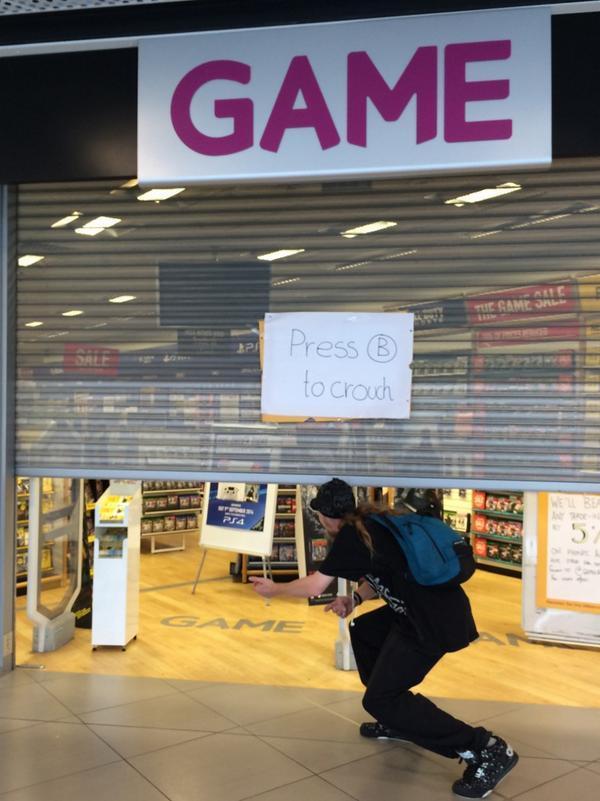 GAME in Aberdeen
