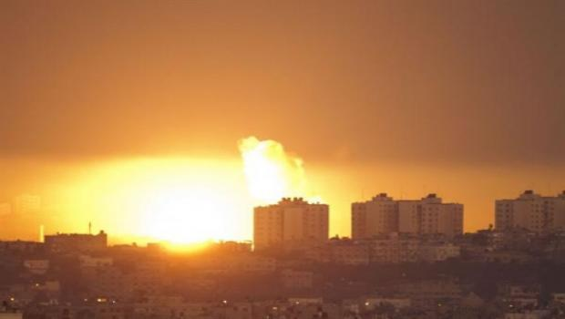 Israel launch ground offensive on Gaza strip