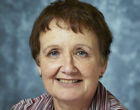Councillor Gillian Coghill