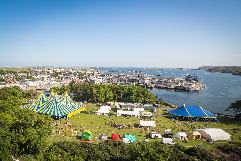 HebCelt Festival. Credit Colin Cameron