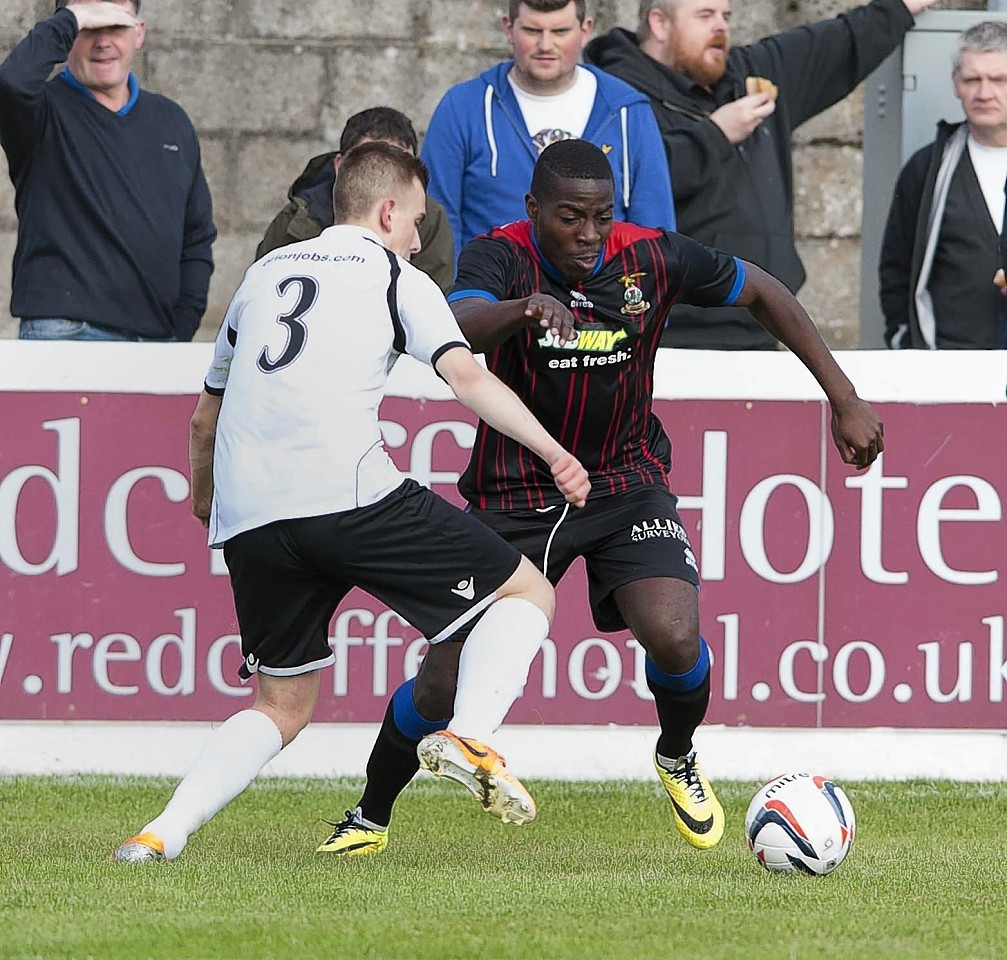 Inverness derby: Clach and Caley Thistle aiming for second round berth