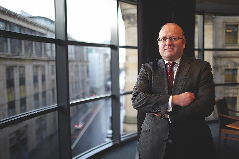 Weir Group chief executive Keith Cochrane