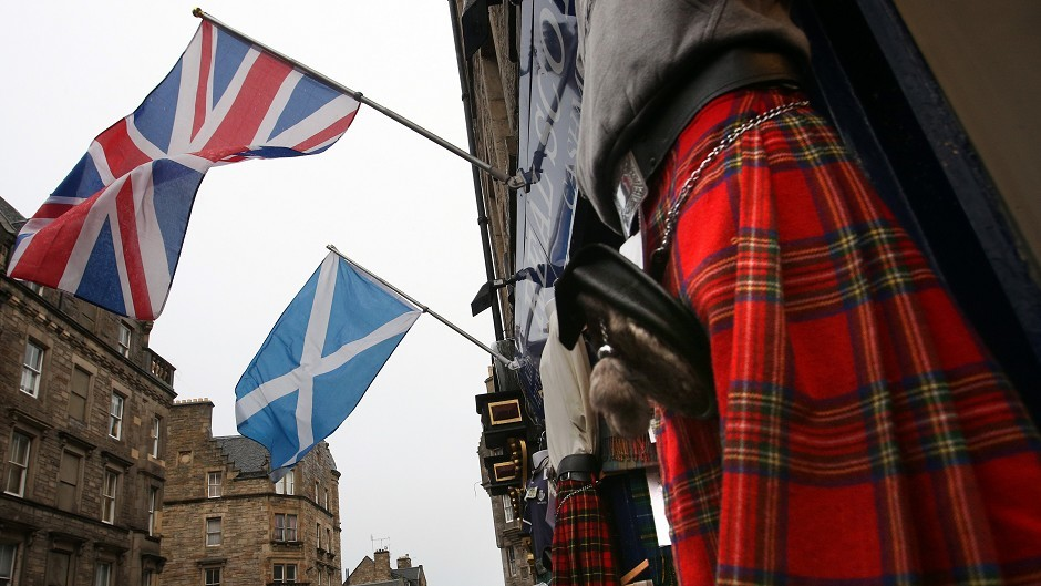 Scots are tops for business ideas, figures show
