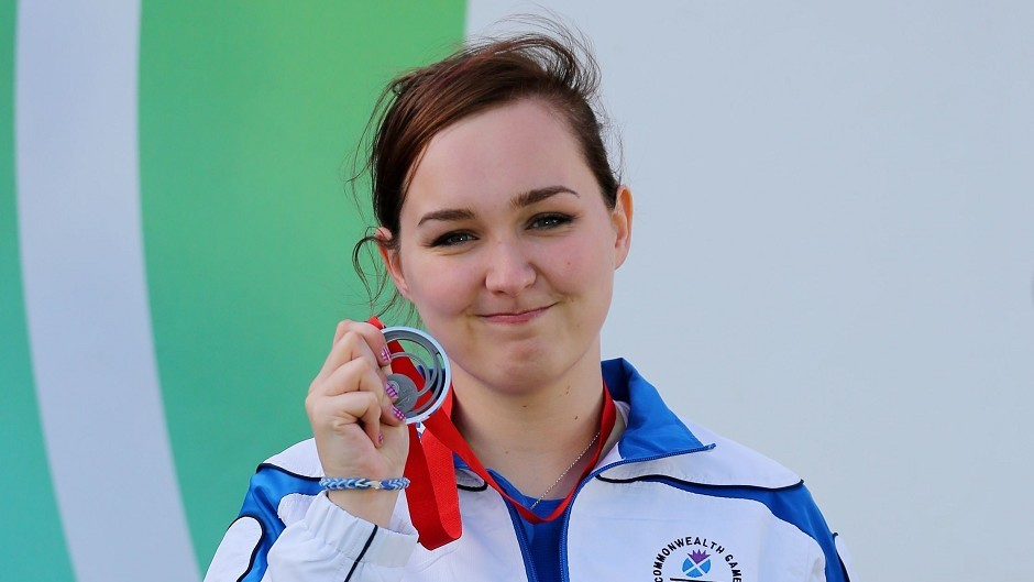 Jen McIntosh has retired from shooting at the age of 27