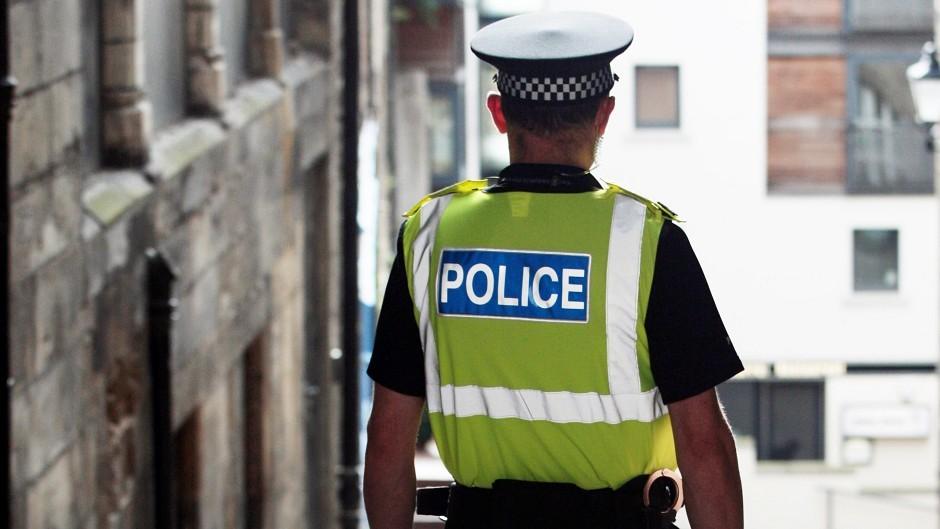 Suspicious Item found at Aberdeen property