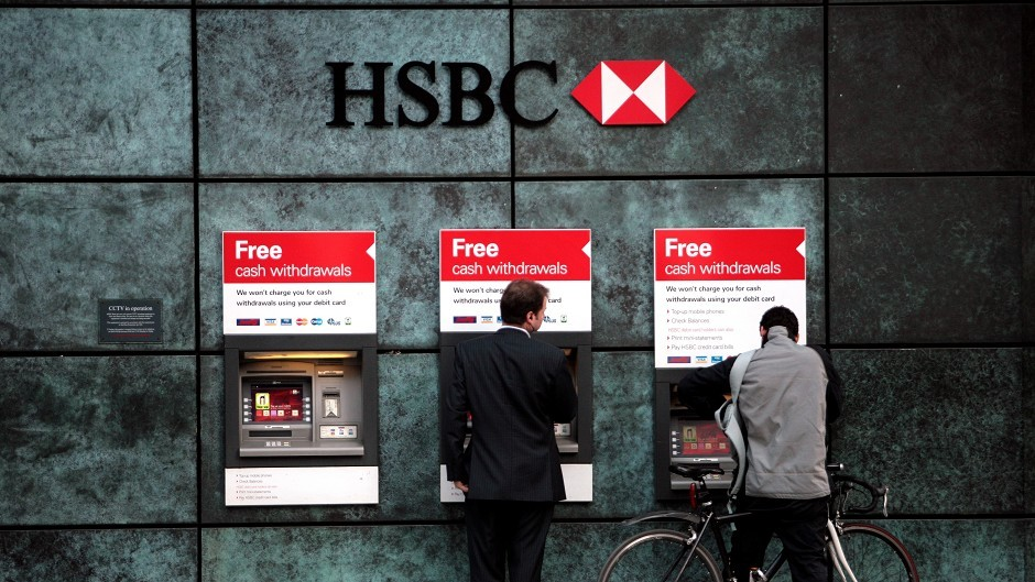 HSBC is among the banks facing a competition probe