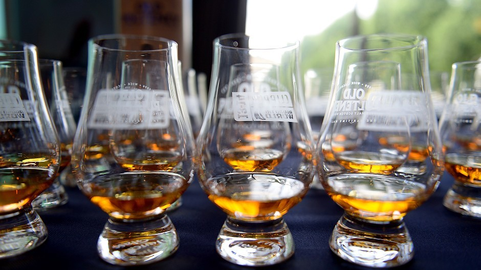 Scotch whisky exports increased last year by 4% to more than £4billion.