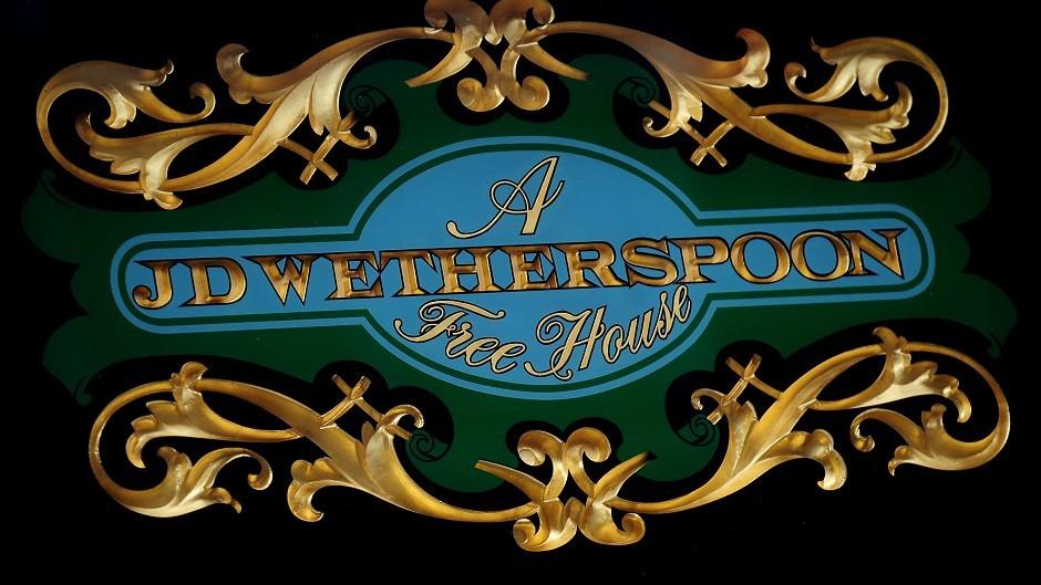 Wetherspoon pubs
